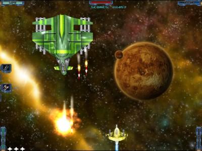 Back to Earth 2 1.1 screenshot