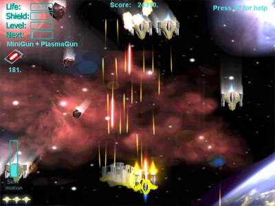 Back To Earth 1.1 screenshot