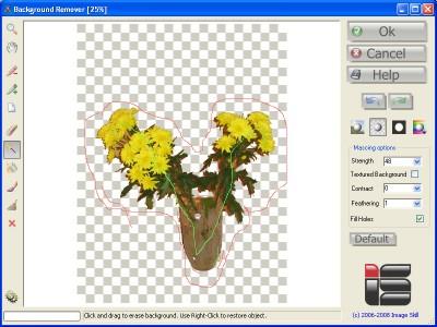 Background Remover 3.2 screenshot