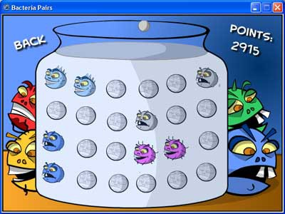 Bacteria Pairs 1.1 screenshot