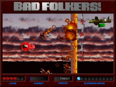 Bad Folkers! 1.5.0 screenshot