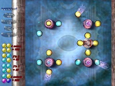 BALLOONrain XS 1.0b screenshot