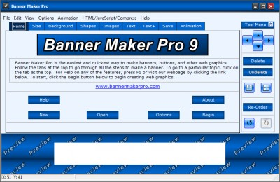 Banner Maker Pro 9.03 screenshot