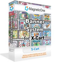 Banner System for X-Cart Mod 2.8.3 screenshot