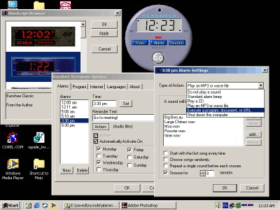 Banshee Screamer Alarm 2.55 screenshot