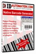 Barcode Generator for Crystal Reports 9.08 screenshot
