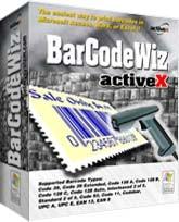 BarCodeWiz Barcode ActiveX Control 2.3 screenshot