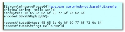 Base64 1.9 screenshot