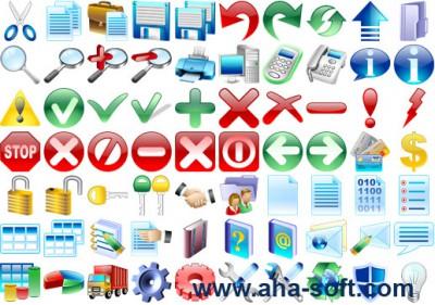 Basic Icons for Vista 2015.1 screenshot