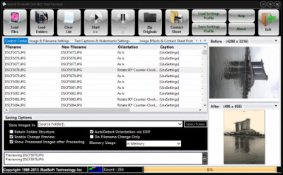 Batch It 6.75 screenshot