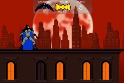 Batman 1.0 screenshot