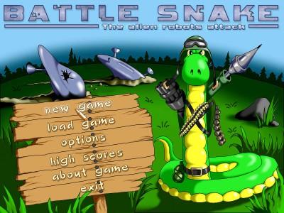 Battle Snake 2.1 screenshot
