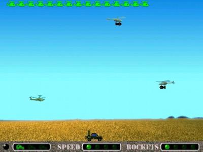 Battlejeep 1.15 screenshot