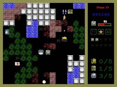 BattleMan 1.2 screenshot