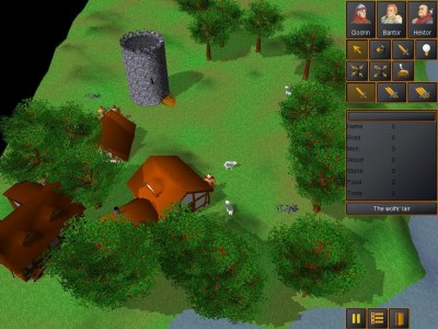 Battles of Antargis 0.1.9 screenshot