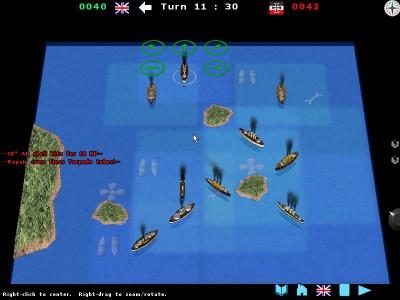 Battleship Chess 2.2 screenshot