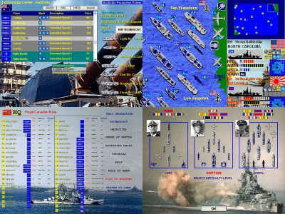 Battleship Game World War 2 1.81 screenshot