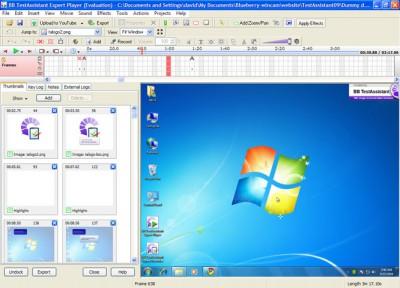 BB TestAssistant Pro 4.1.4.2665 screenshot