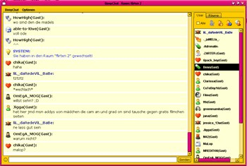 BeepChat 2.02 screenshot