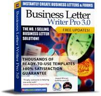 Best Business Letters 1.0 screenshot