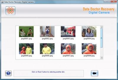 Best Digital Camera Recovery Software 3.0.1.5 screenshot