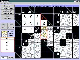 Best Kakuro 4.0 screenshot