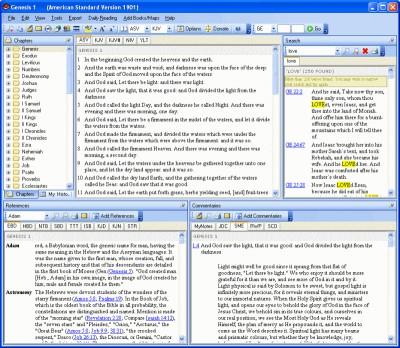 Bible Pro 14.9 screenshot