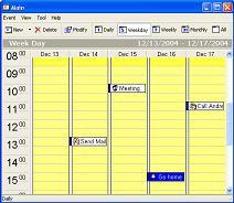 Birthday Calendar Reminder Appointment 3.6 screenshot