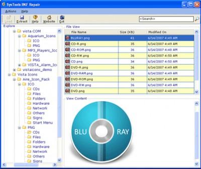 BKF Repair 1.0 screenshot