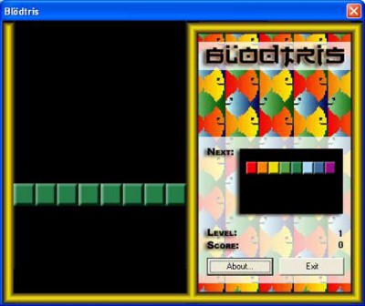 Blödtris 6.00 screenshot
