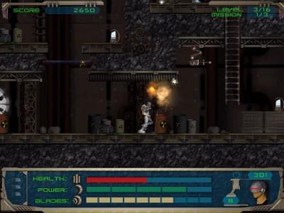Blade Master 1.0 screenshot