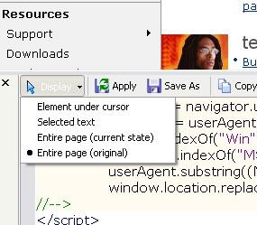 BlazingTools Instant Source 1.45 screenshot
