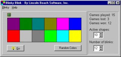 Blinky Blink 1.3 screenshot