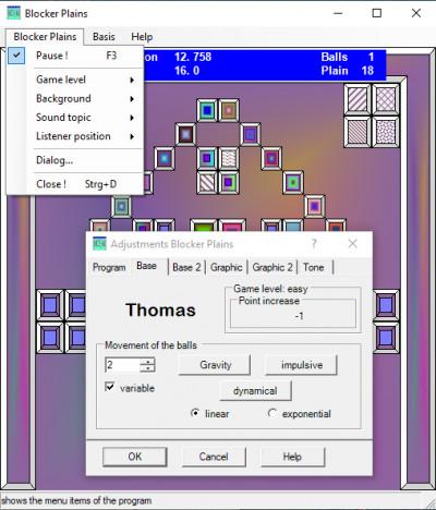 Blocker Plains 5.0 screenshot