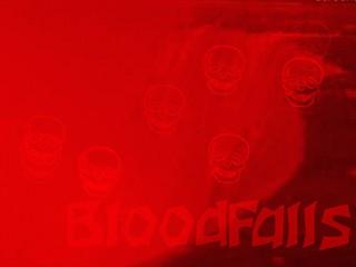 BloodFalls Wallpaper Halloween Wallpaper 2.0 screenshot