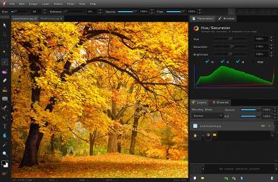 Bloom Image Editor 1.0 screenshot