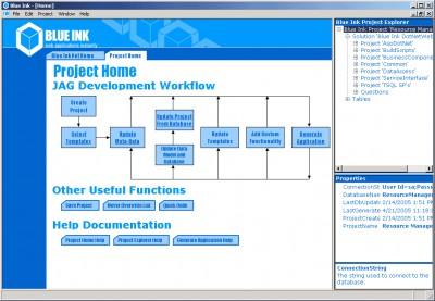 Blue Ink 1.4.1 screenshot