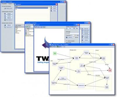BlueDoc 2.1 screenshot