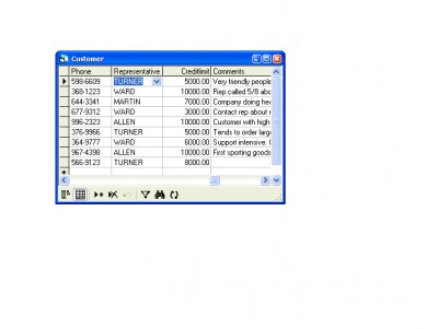 blueshell Active Tables 3.00.0013 screenshot