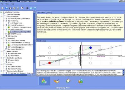 bluevizia Advertising Manager 2.15 screenshot