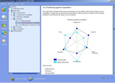 bluevizia Marketing Manager 2.15 screenshot