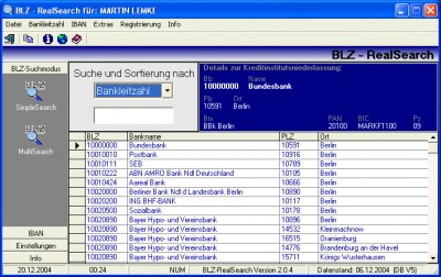 BLZ-RealSearch 2.0.4 screenshot