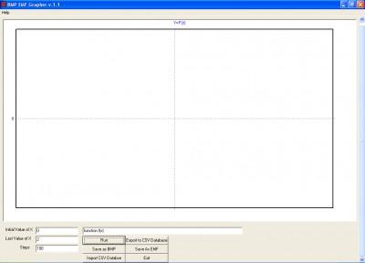 BMP EMF GRAPHER 1.1 screenshot