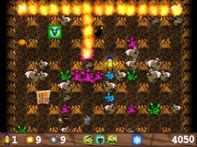 Bombardix 1.2 screenshot