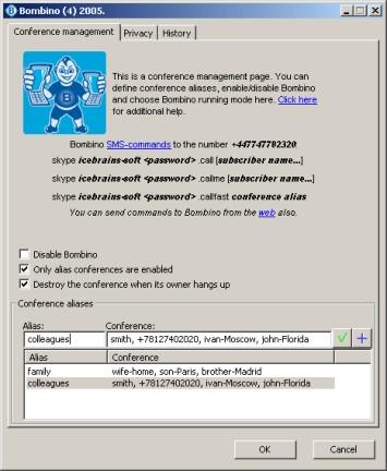 Bombino (3) 2005 1.1.0 screenshot