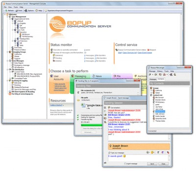 Bopup IM Suite Standard Pack 5.4.2 screenshot