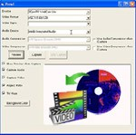 Bosephine DVD Burner 3.32.85 screenshot