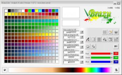 BrazuColor - Color Picker 2.0.6 screenshot