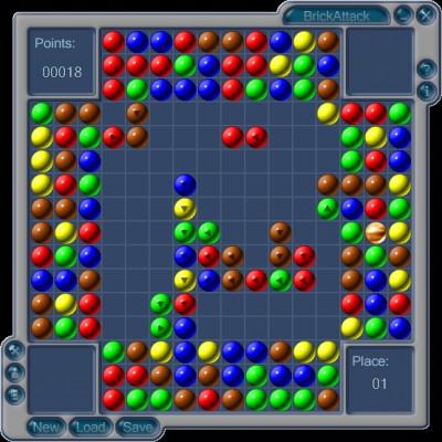 BrickAttack 1.00 screenshot