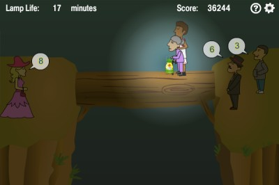 Bridge Crossing 1.5.2 screenshot